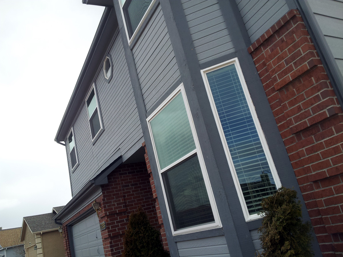 Best Window Replacement Companies Colorado Springs Front