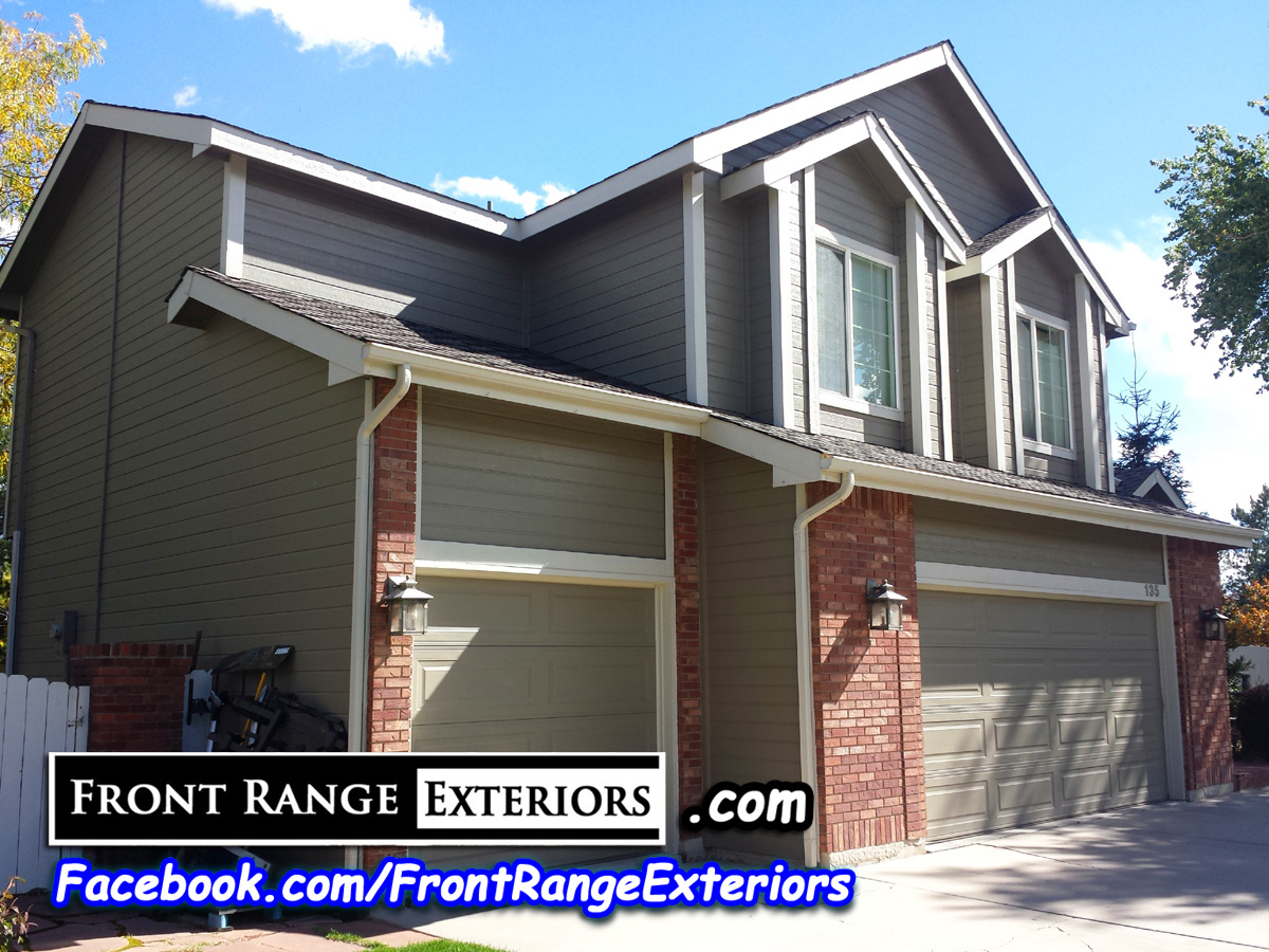 Broadmoor Roofing Colorado Springs Painting 80906 Front Range Exteriors Inc