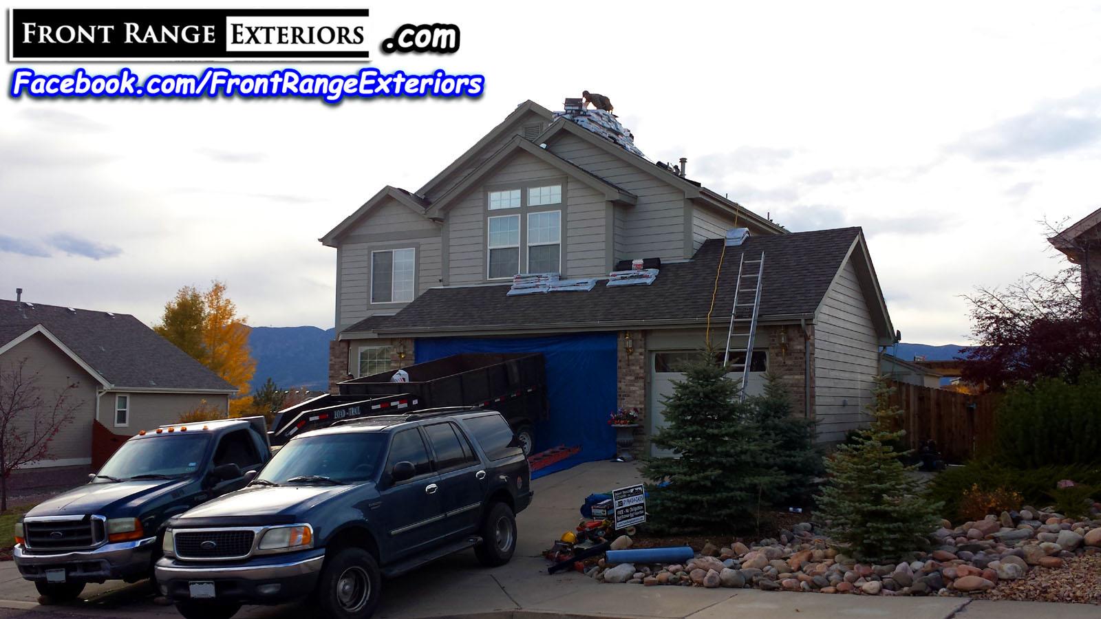 Colorado Roofers Free Estimates Colorado Springs