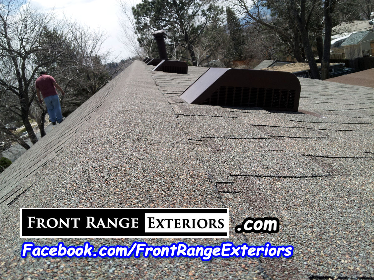 Front Range Exteriors Inc Free New Roof Roofing In