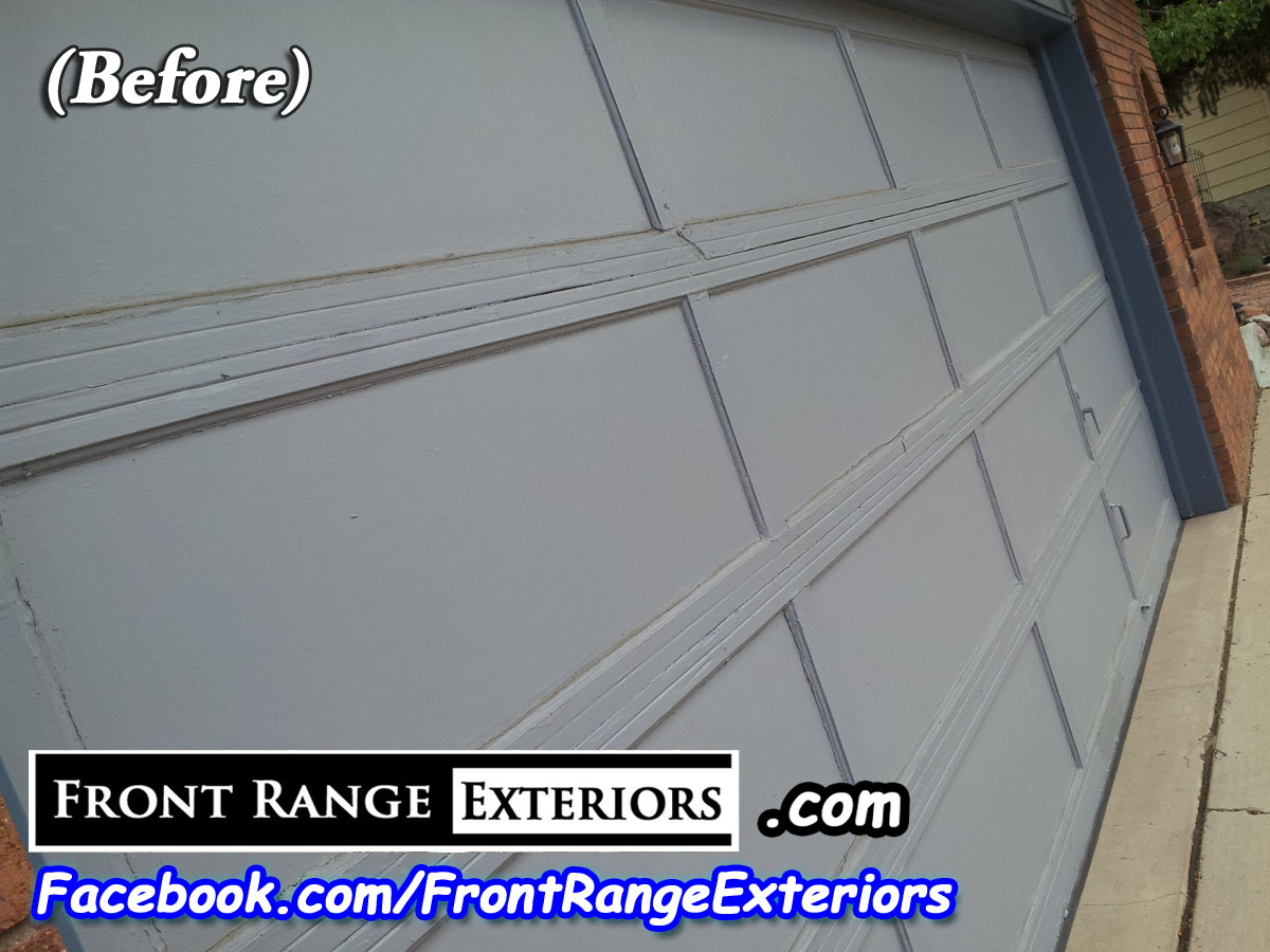 Awesome Example Of Amarr Garage Door Installation In Colorado Springs