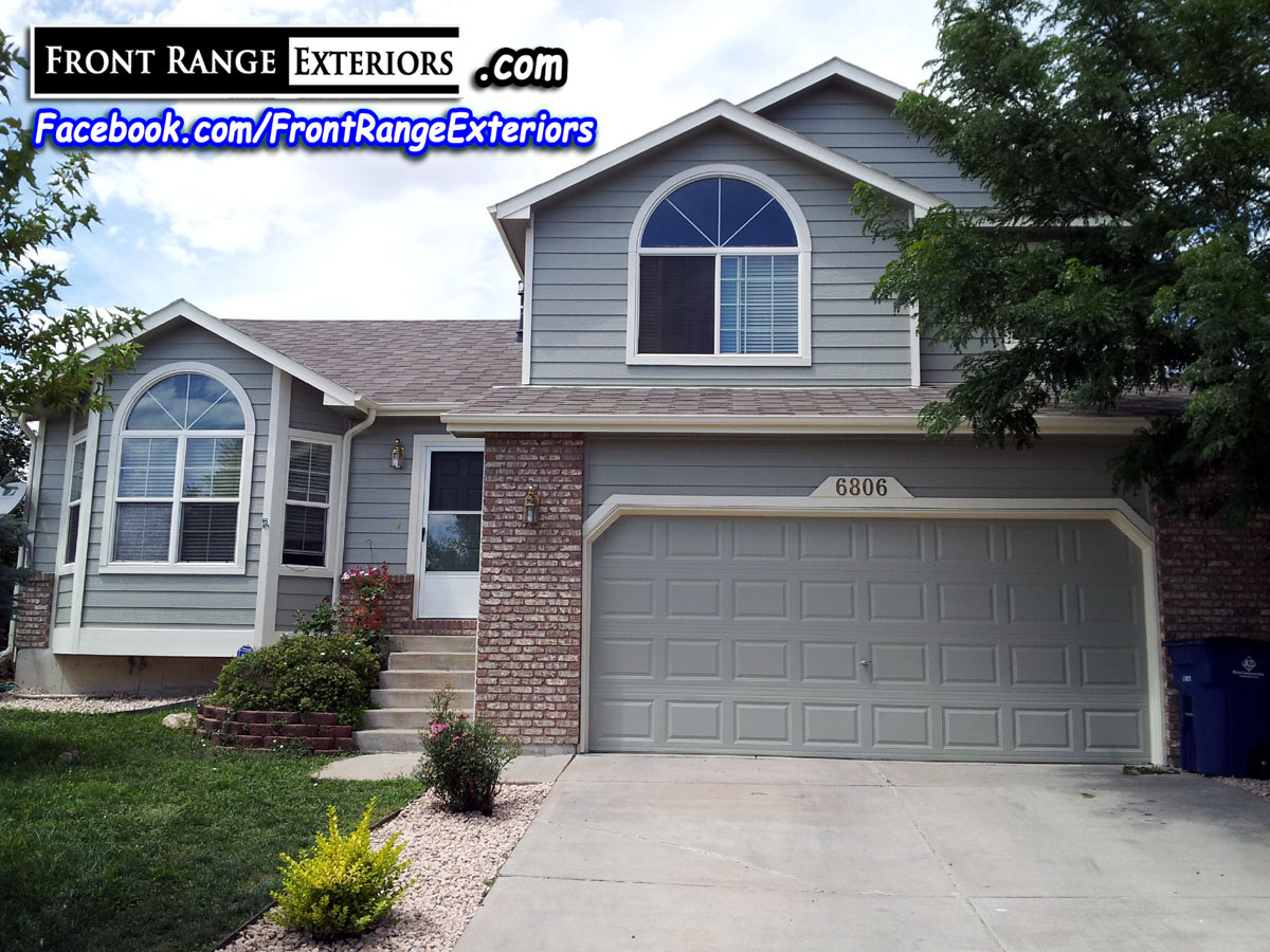 Colorado Springs Painter Painting Contractor Services Rental Property Front Range Exteriors Inc