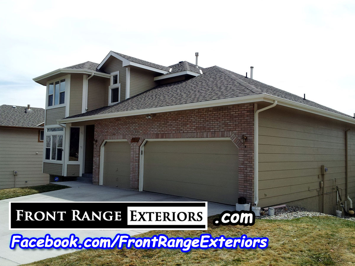 Front Range Exteriors Inc Exterior And Interior Painting In Colorado Springs Painter