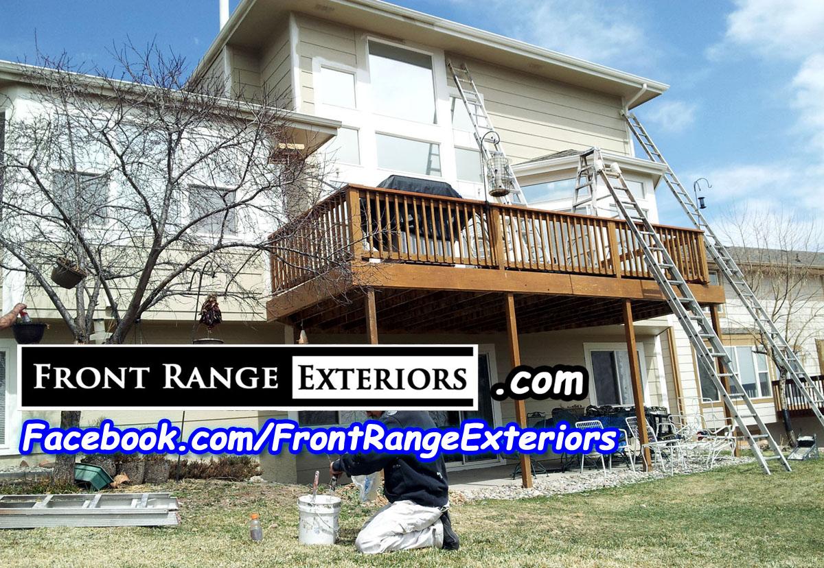 Front Range Exteriors Contact Us Colorado Springs Monument Woodland Park El Paso County