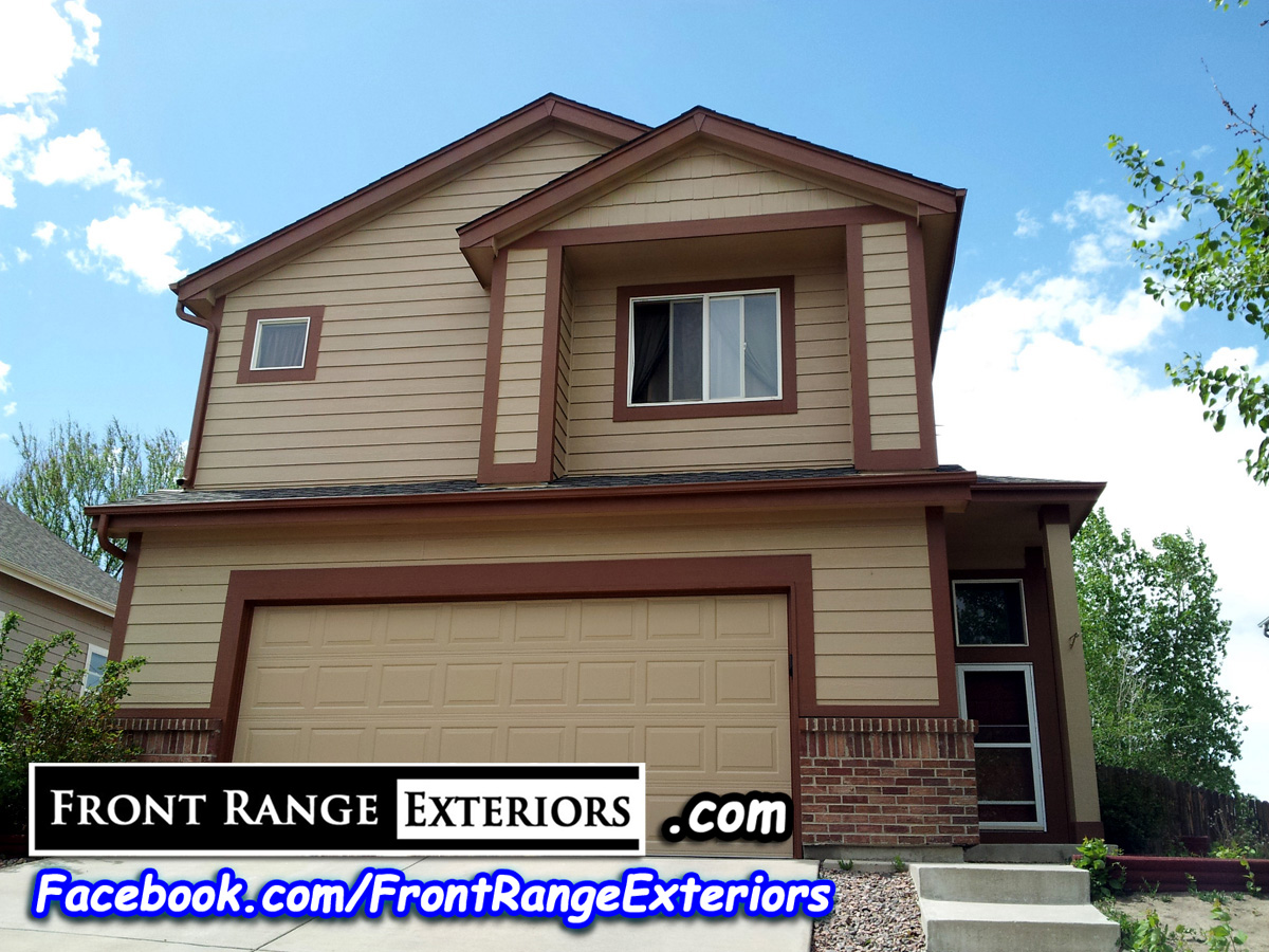 Front Range Exteriors Inc Colorado Springs Painters And