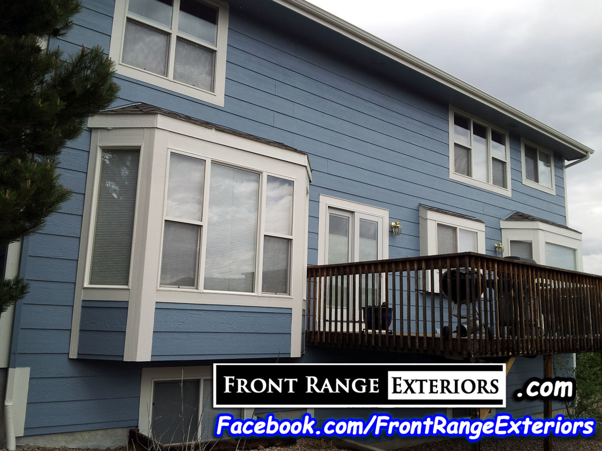 Front Range Exteriors Inc Colorado Springs Painters House Painter In Colorado Springs