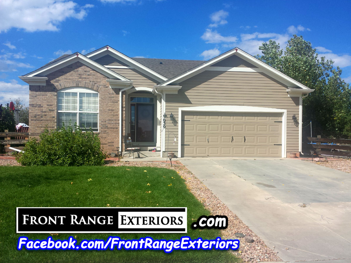 Colorado springs painting front range exteriors inc 719 434 2435 - Colorado springs exterior painting decoration ...