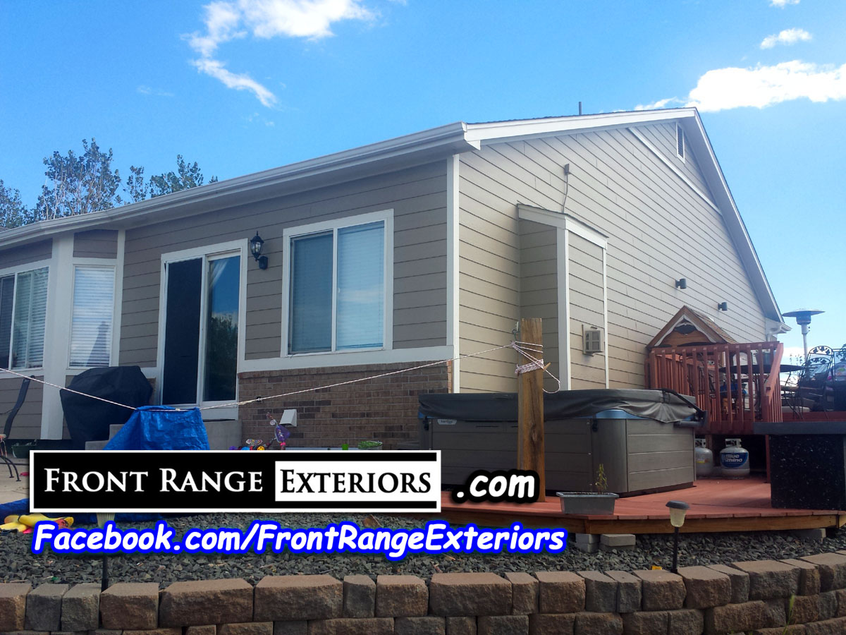 Colorado Springs Painting Front Range Exteriors Inc 719 434 2435