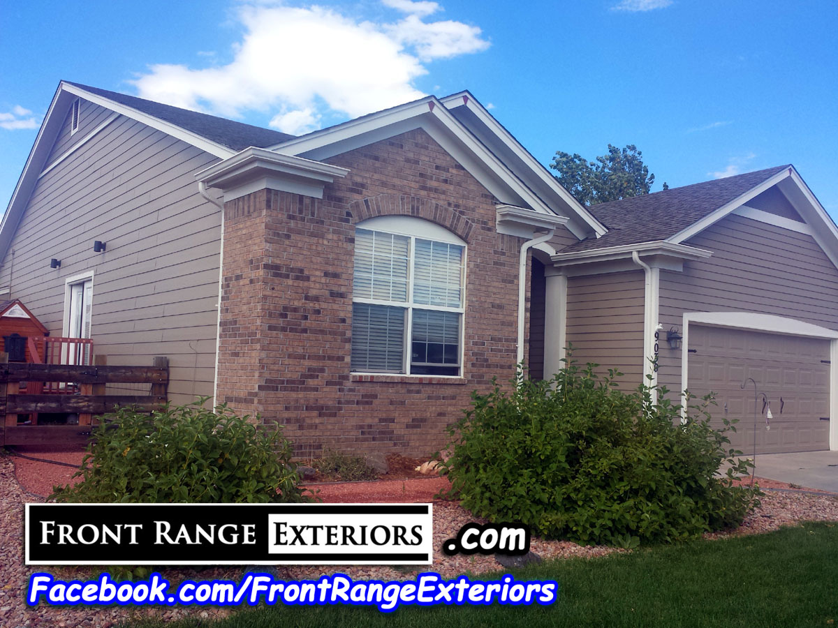 Colorado springs painting front range exteriors inc 719 434 2435 - Exterior painting colorado springs decoration ...