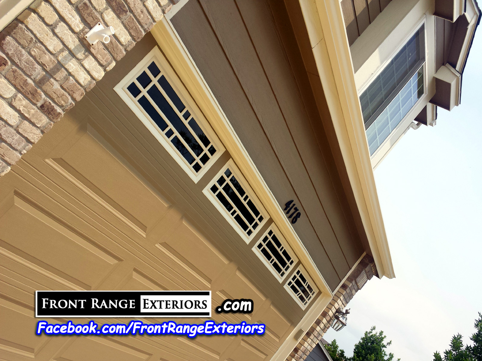 Colorado Springs Roofers Window Contractor Garage Door