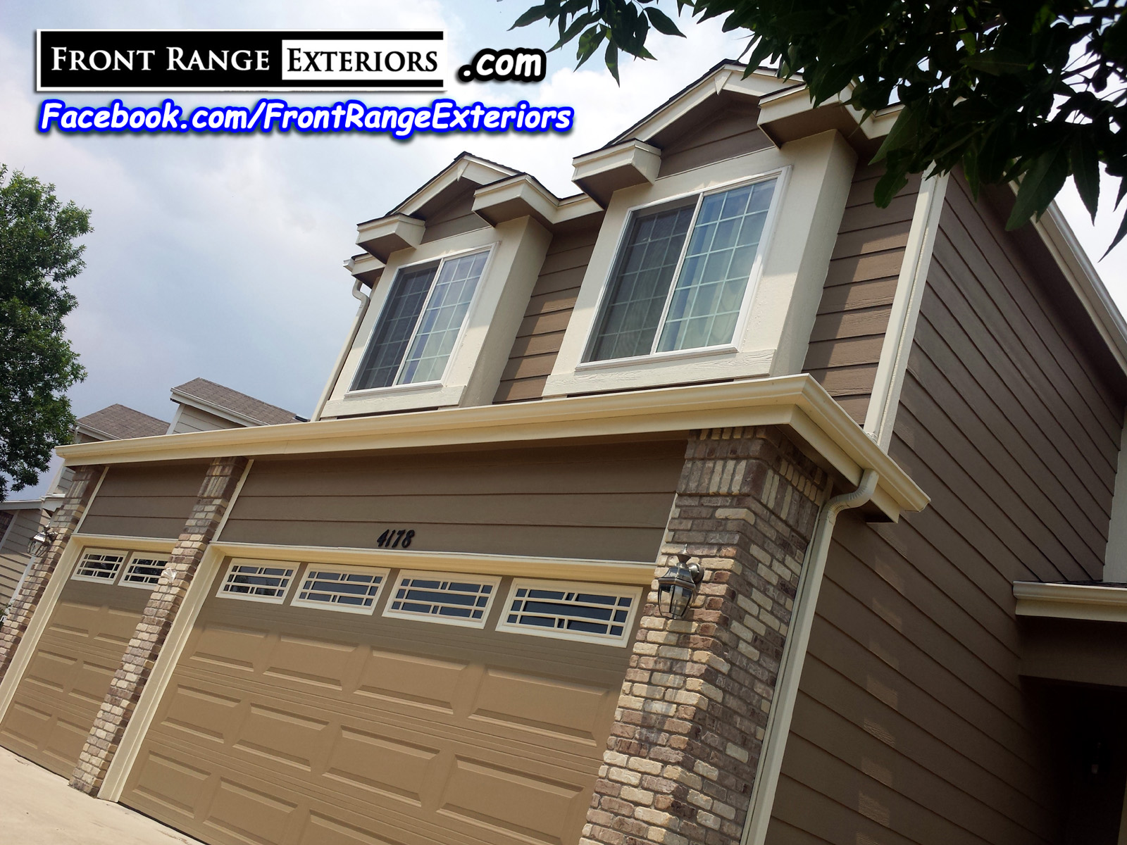 Colorado Springs Roofers Window Contractor Garage Door