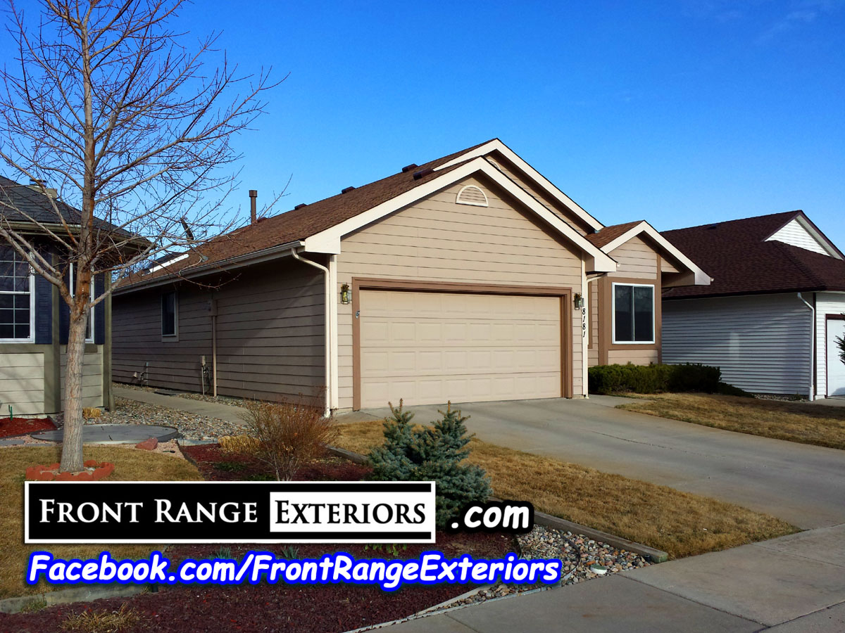 Front Range Exteriors Inc Colorado Springs Roofing