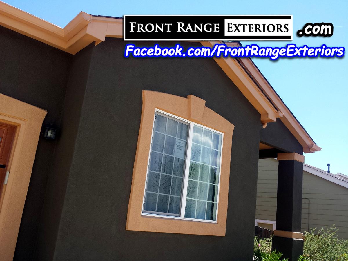 Colorado Springs Stucco Repair Roof Gutters Windows
