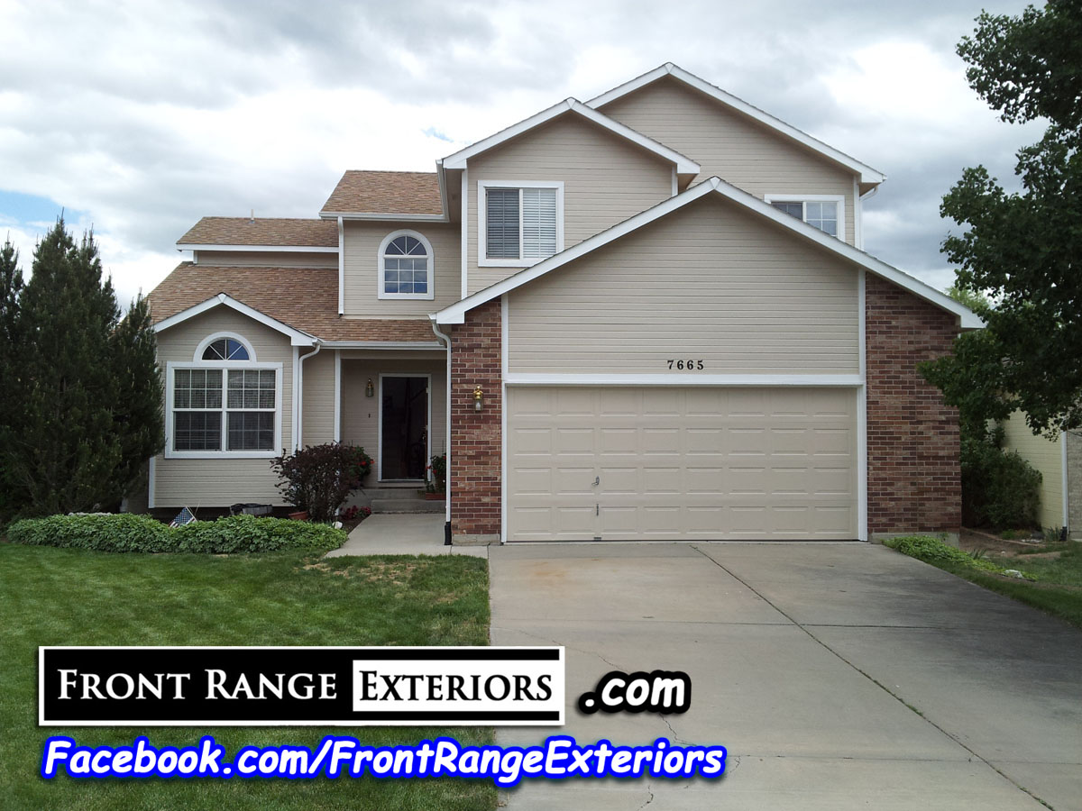 Exterior house painting 719 434 2435 colorado springs exterior painting front range exteriors inc - Exterior house painting colorado springs decor ...