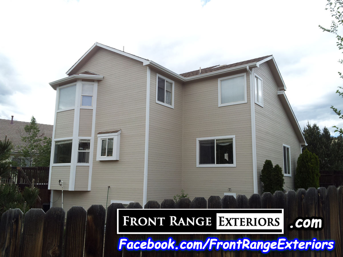 Exterior House Painting 719 434 2435 Colorado Springs Exterior Painting Front Range Exteriors Inc