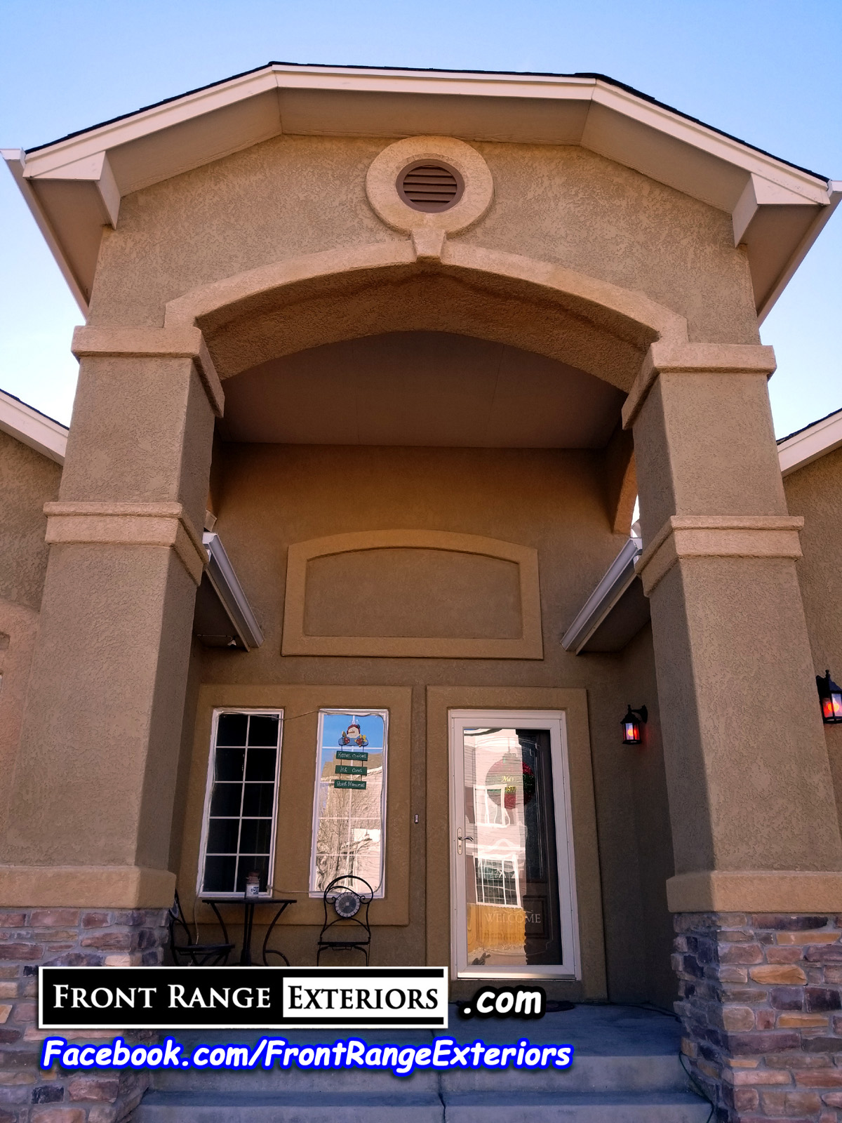 Exterior Painting Colorado Springs Roofers Gutters Stucco