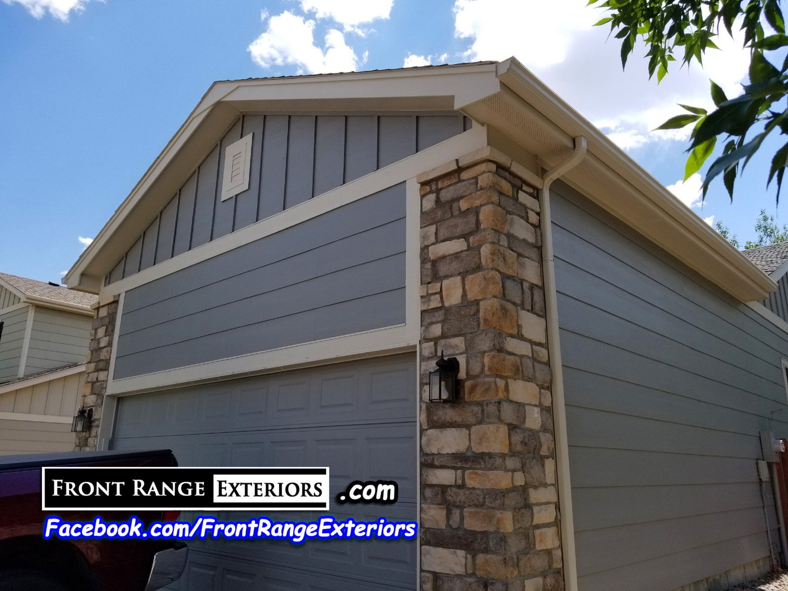 fountain house painters colorado springs hail damage repair front
