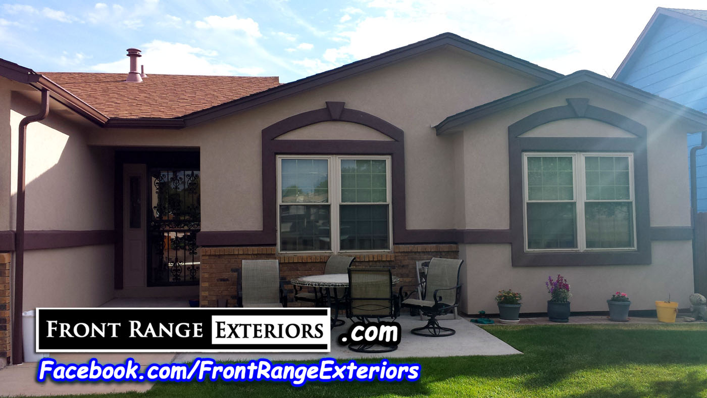 High Quality Stucco And Stone Best Stucco Repair Colorado Springs Front Range Exteriors Inc