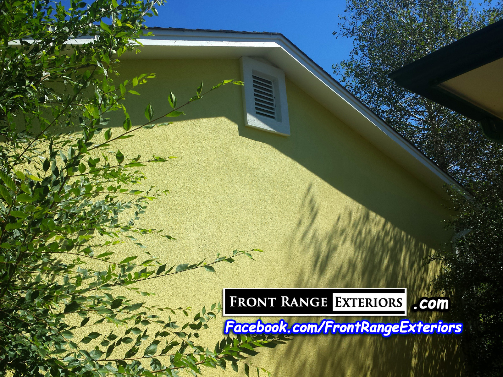 Home Painters Colorado Springs Stucco Over Siding Front