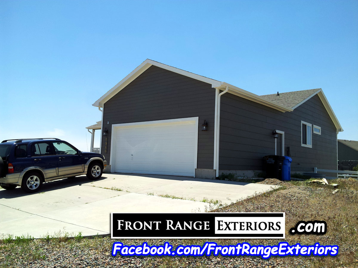 House painter reviews star painting of colorado springs peyton falcon front range exteriors inc - Colorado springs exterior house painting paint ...
