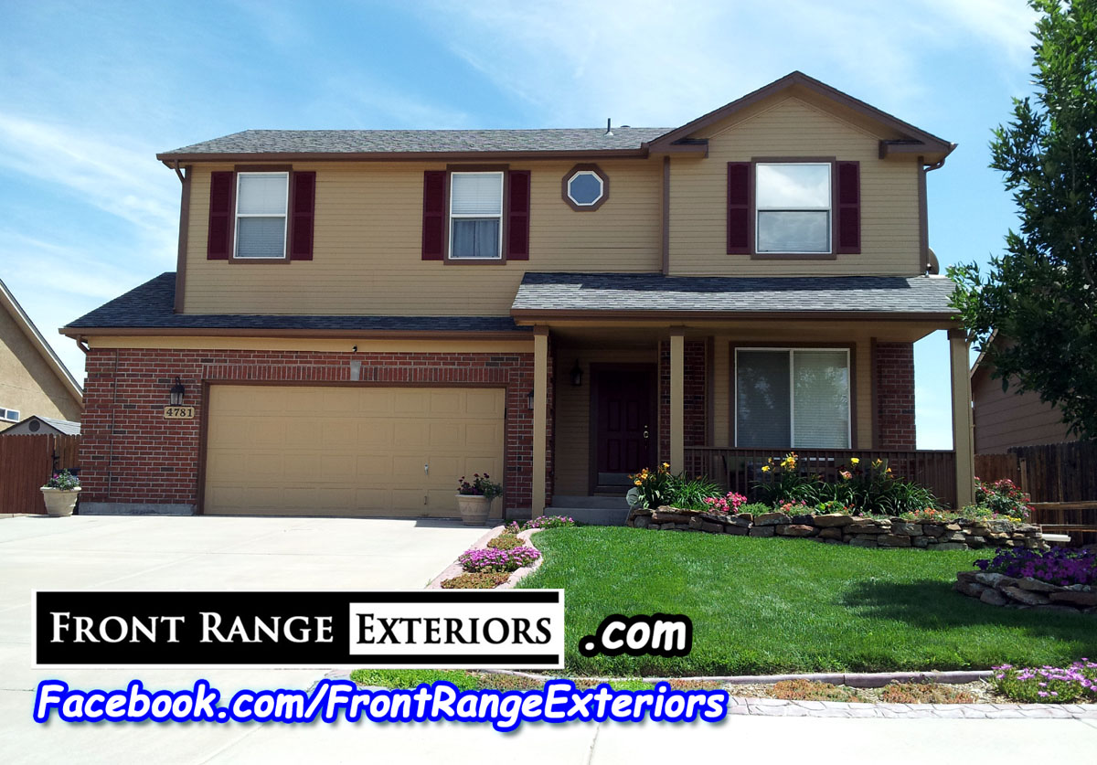 Front Range Exteriors Inc House Painters In Colorado