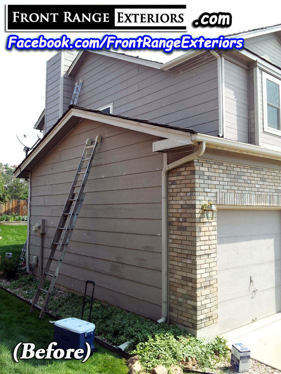 Front Range Exteriors Inc House Painting In Colorado Springs Rockrimmon