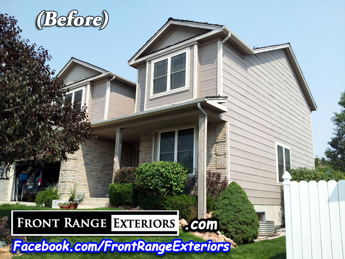 Superior Example Of House Painting In Colorado Springs