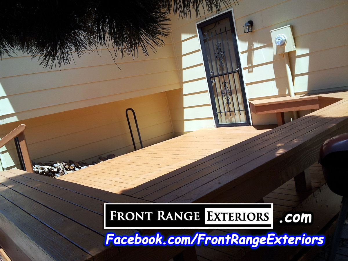Interior exterior house painting in colorado springs monument front range exteriors inc - Colorado springs exterior house painting paint ...