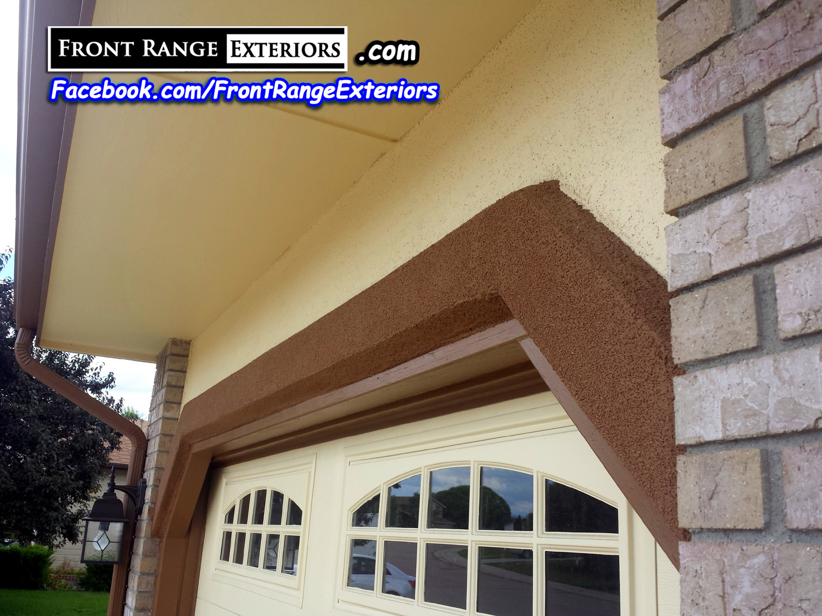 Front Range Exteriors Inc Stucco Over Siding And
