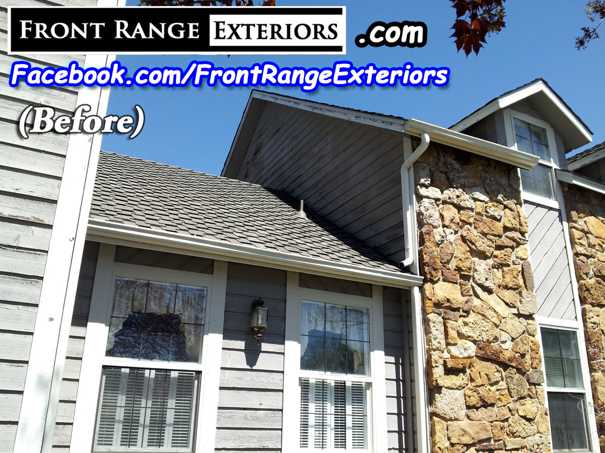 Front Range Exteriors Inc New Windows And Painting In Colorado Springs Broadmoor