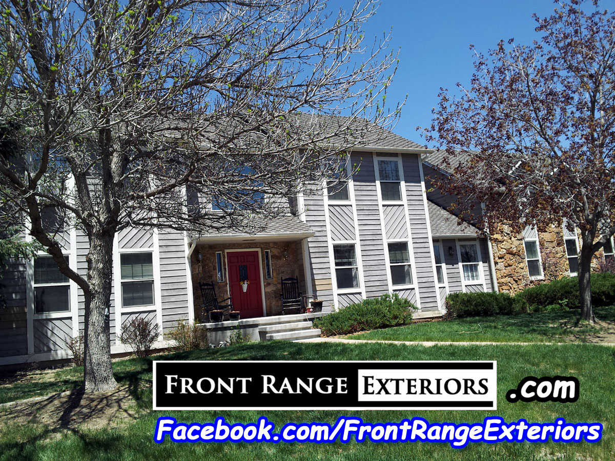 Front Range Exteriors Inc New Windows And Painting In Colorado Springs Bro