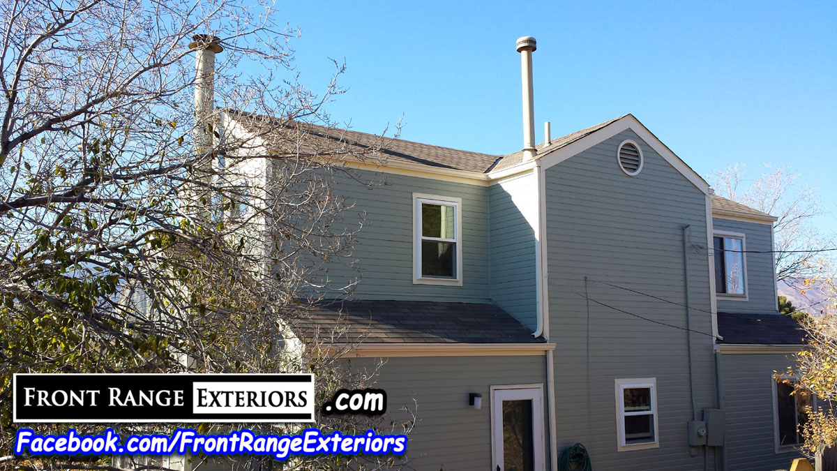 Paint Contractor Colorado Springs Painters Front Range Exteriors Inc