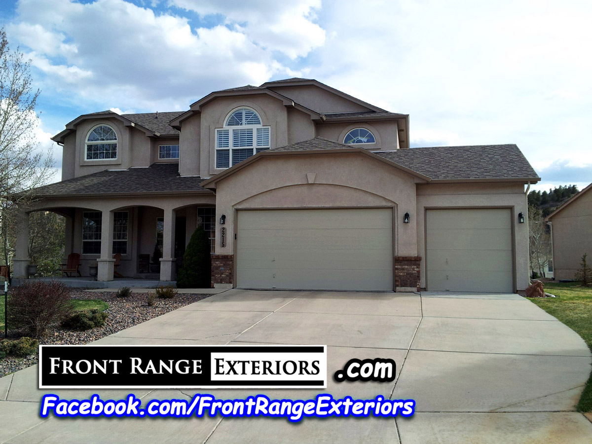 Paint Contractor Colorado Springs Painters Front Range