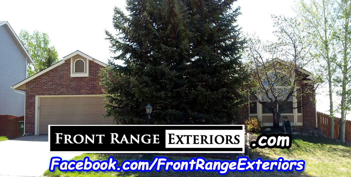 Front Range Exteriors Inc Paint Job In Briargate Painters In Colorado Springs