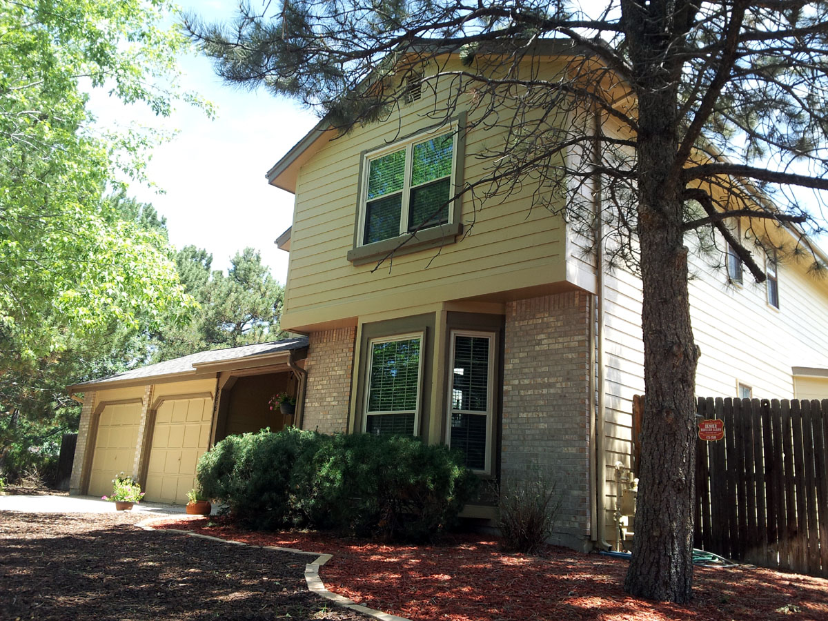 Painting Briargate In Colorado Springs 80920 Front Range