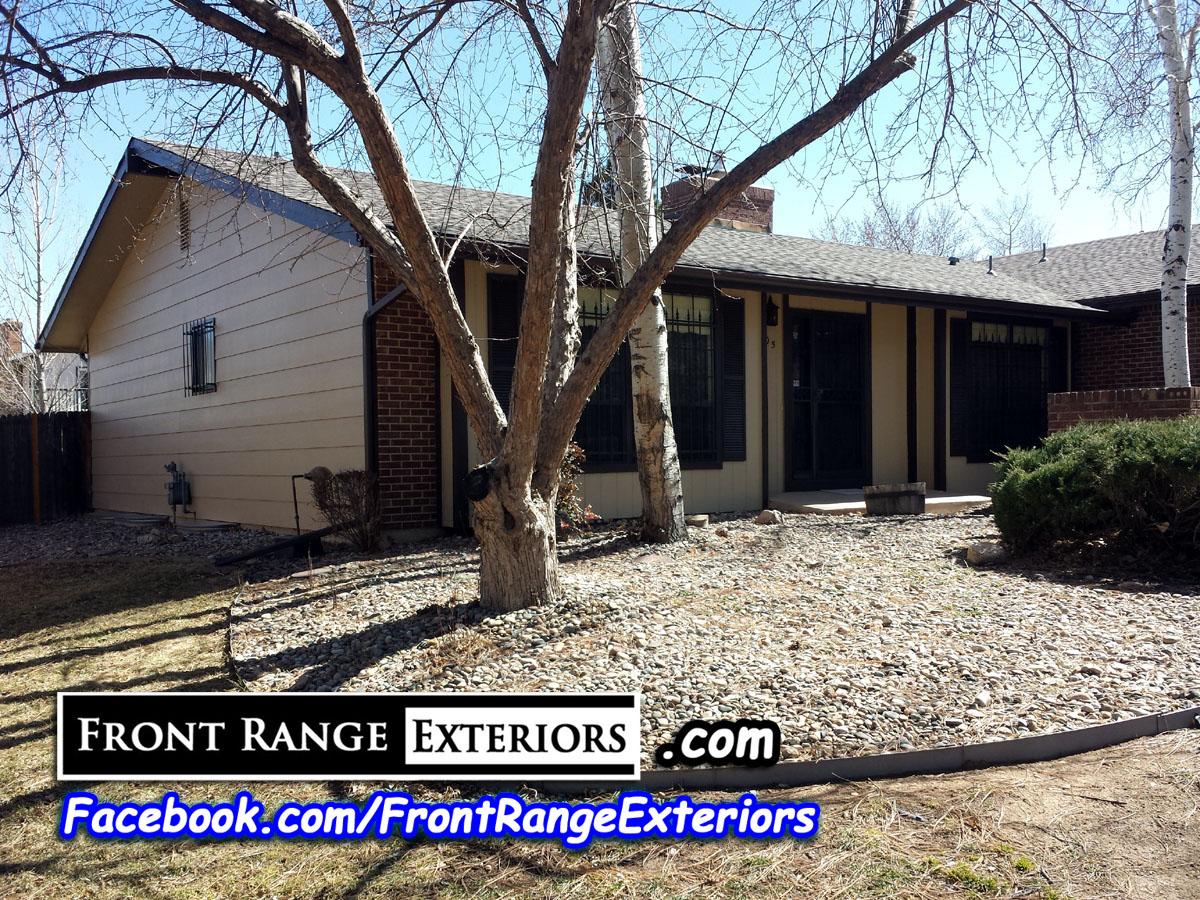 Painting Colorado Springs Exterior Painter Contractors 80906 Front Range Exteriors Inc