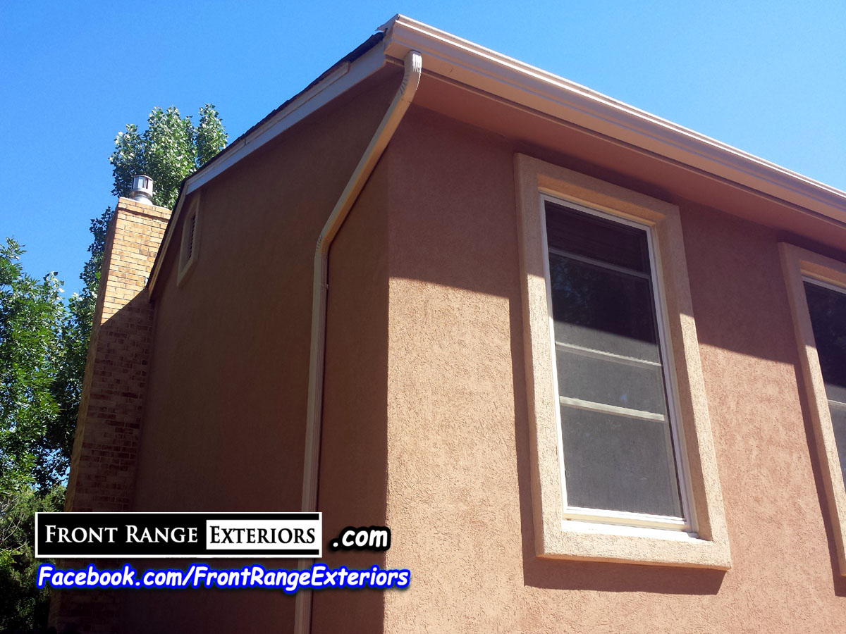 Painting Contractors Colorado Springs Stucco Over Siding