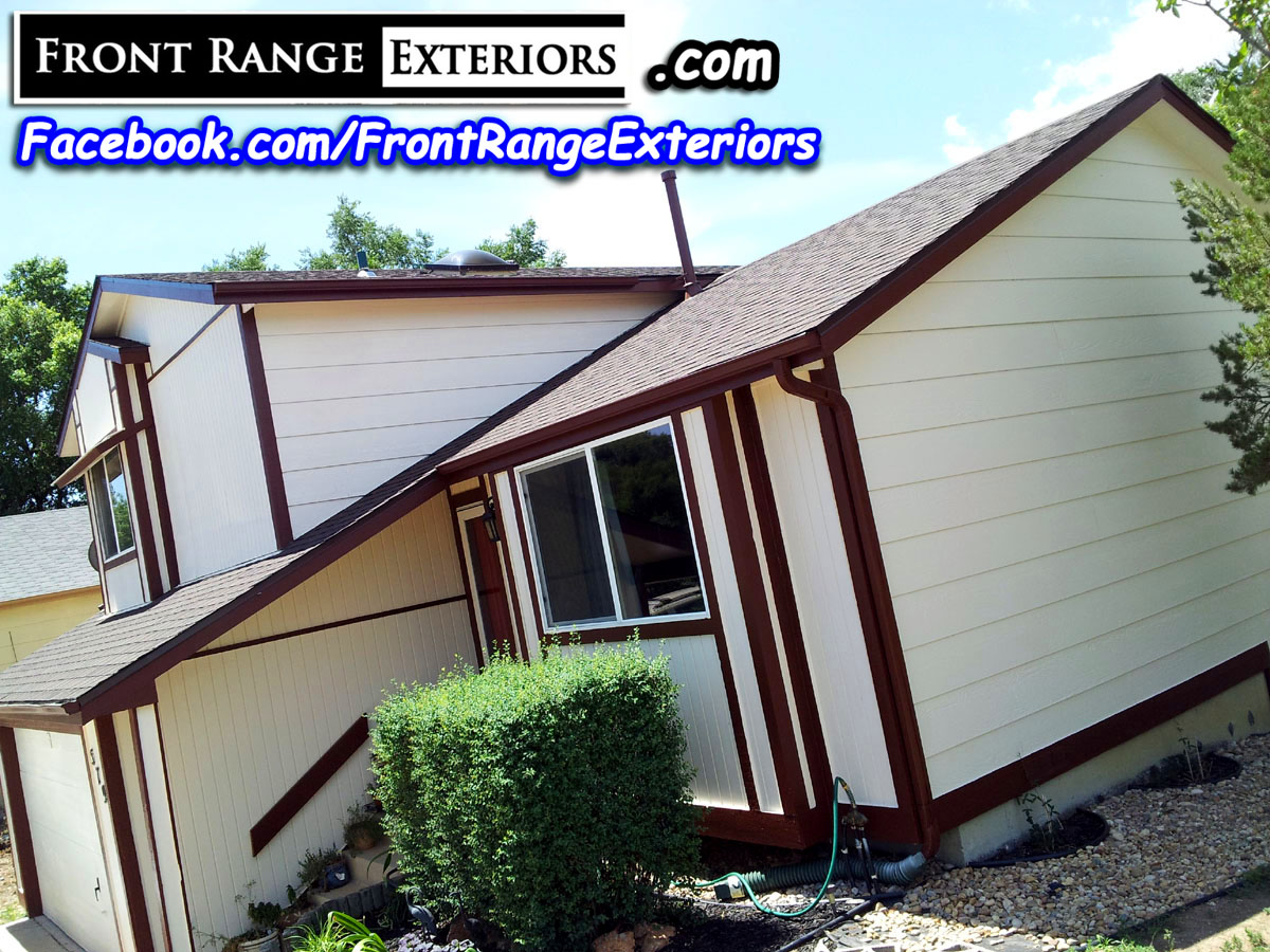 Painting Roofing Colorado Springs Fountain Front Range