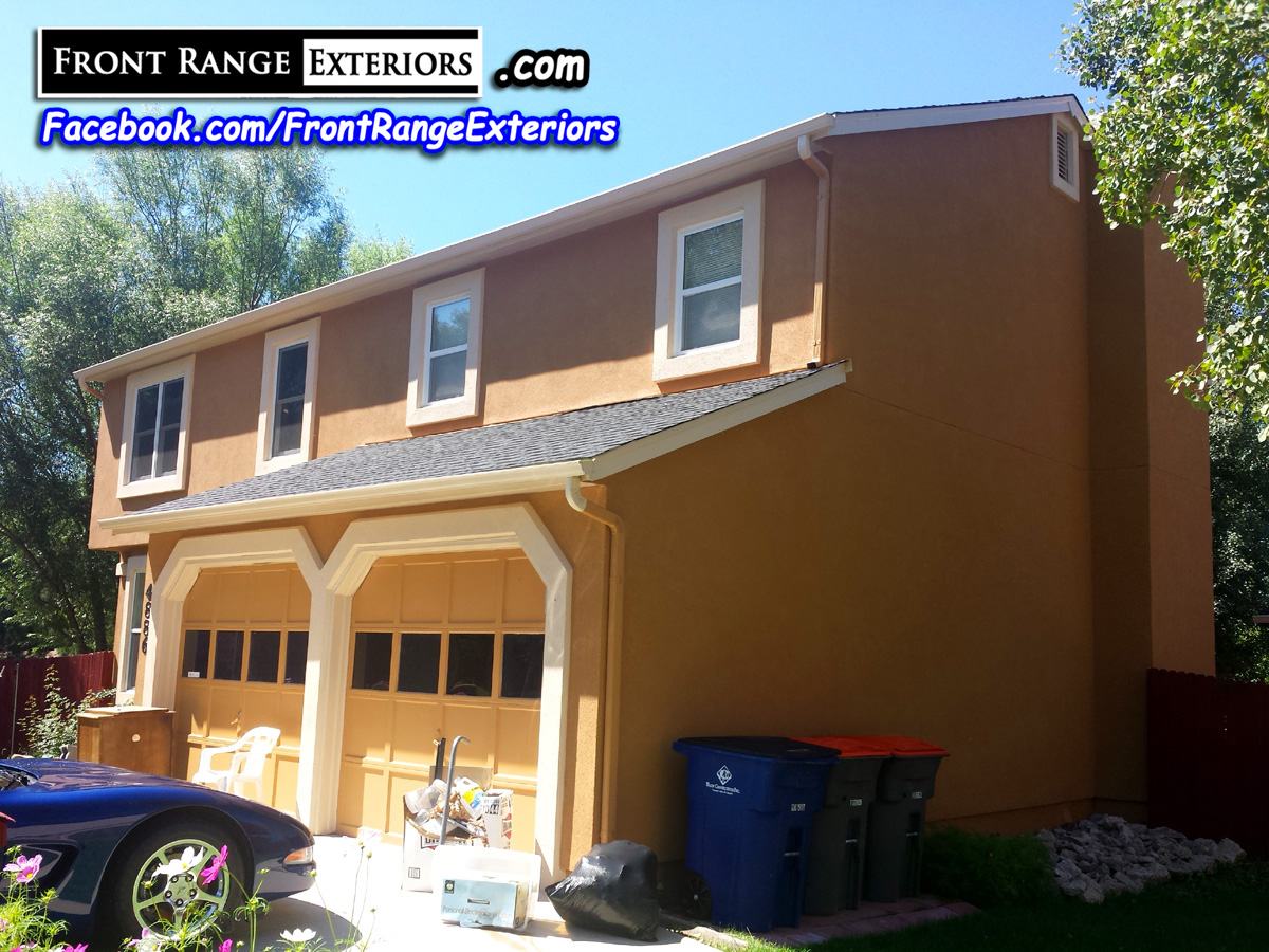 Front Range Exteriors Inc Quality Paint Job Colorado