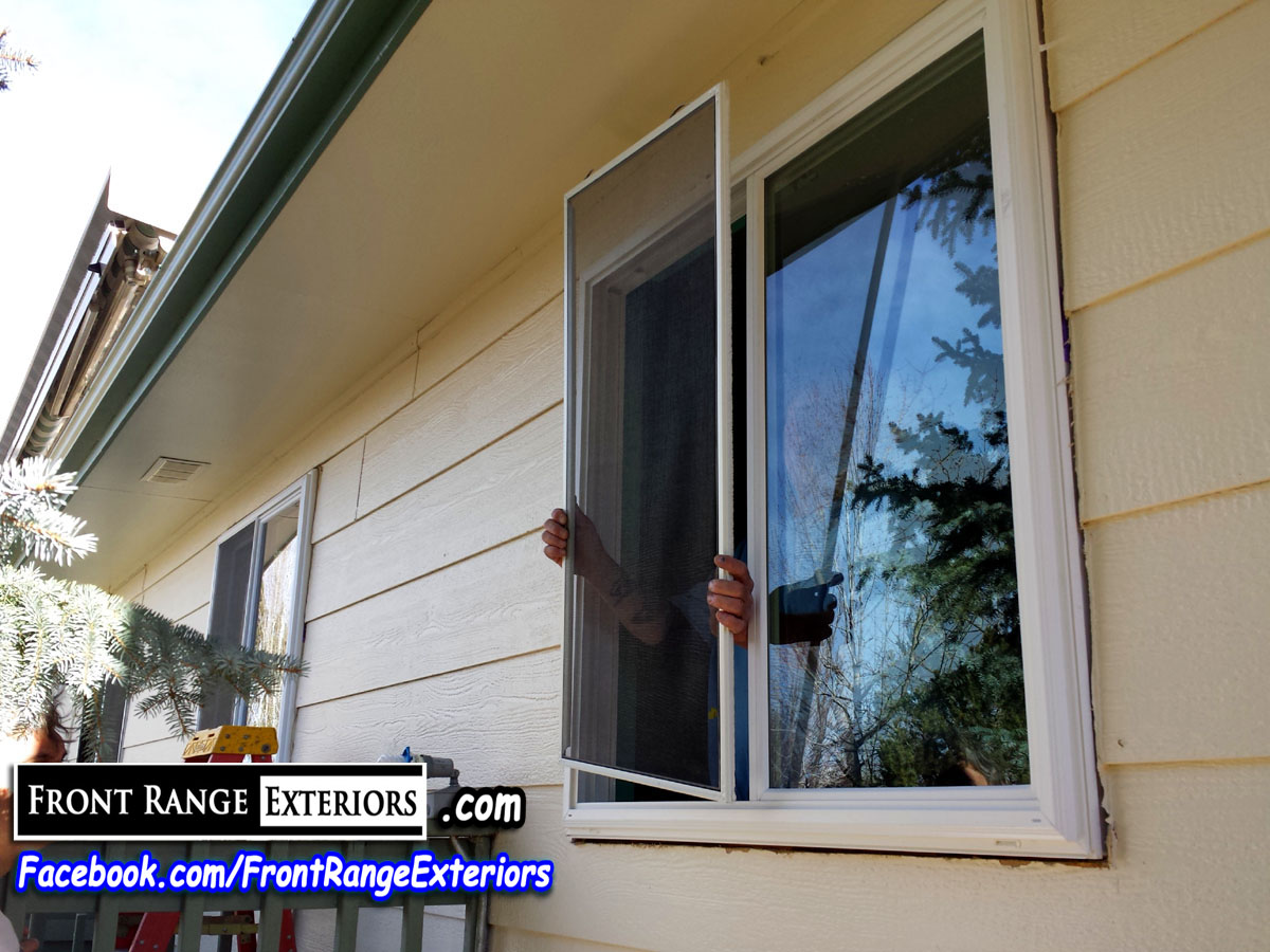 Replacement Windows Doors Colorado Springs Exterior Painting Front Range Exteriors Inc