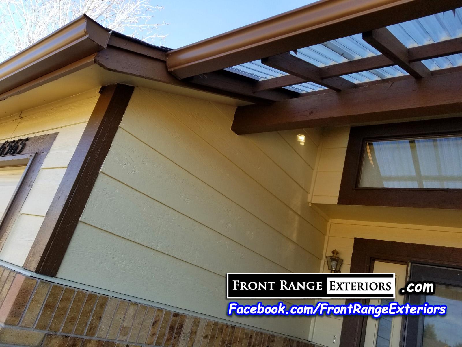 Roofing Contractor Colorado Springs Exterior Painter