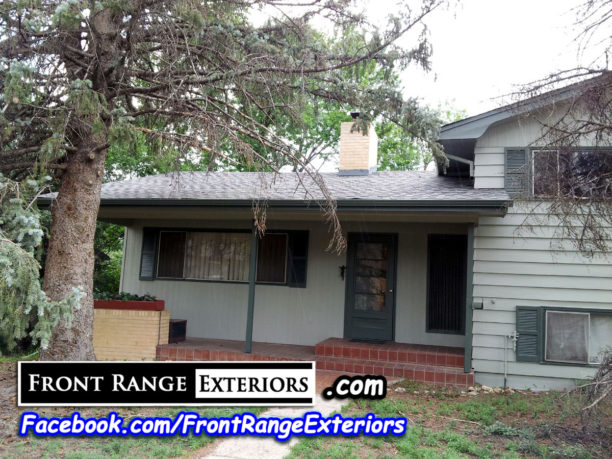 Roofing Contractor Colorado Springs Painting Gutters