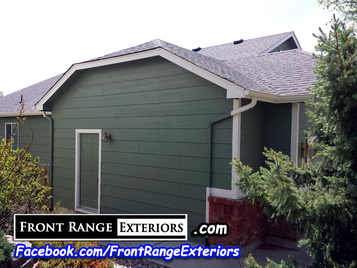 Roofing Contractors Colorado Springs Painter Front Range