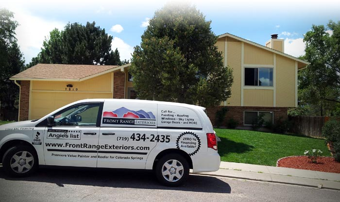 Interior painting in colorado springs finding a good painter for home interiors quality value - Colorado springs exterior house painting paint ...
