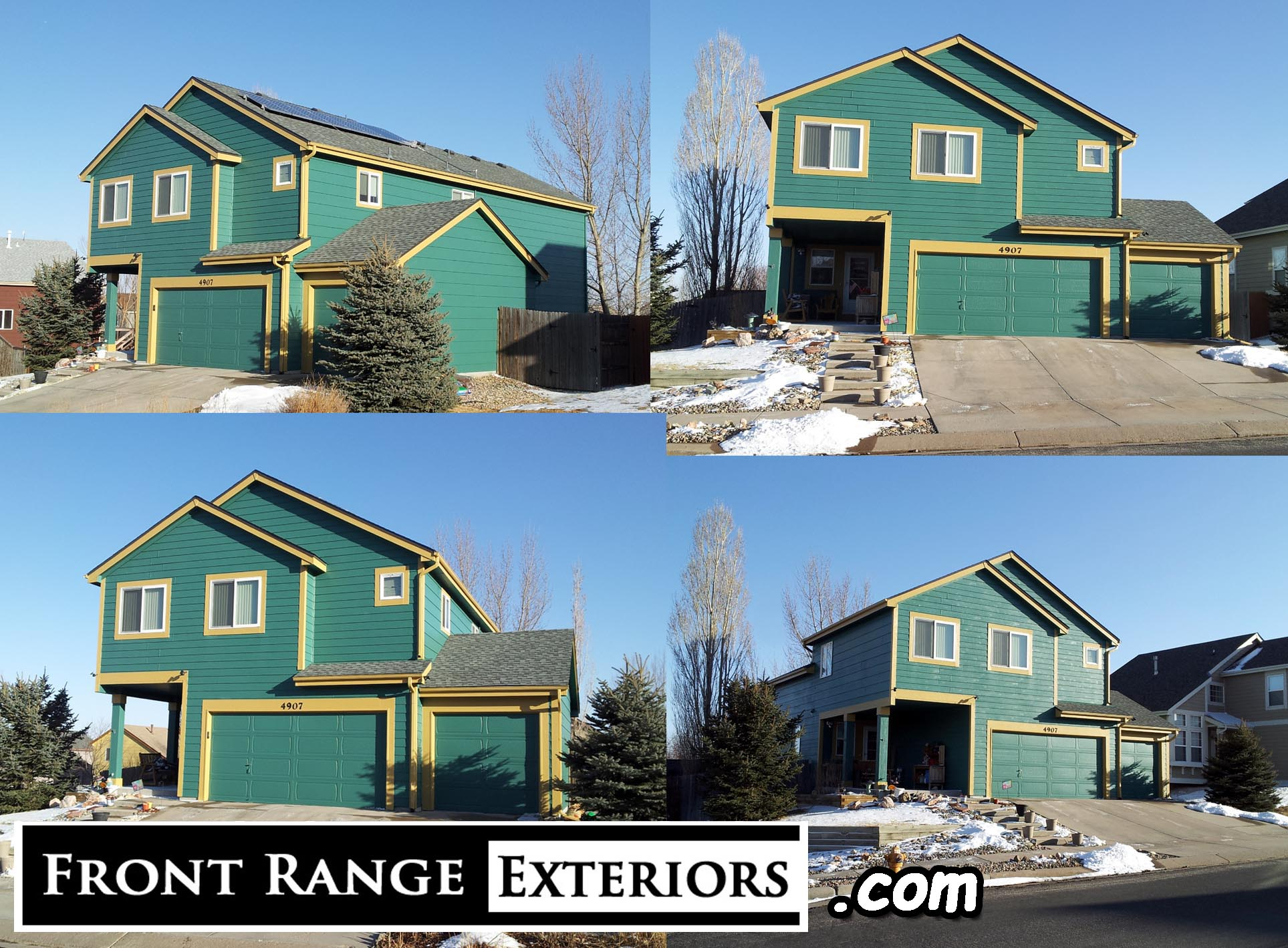 Front Range Exteriors Customer Reviews Client Testimonials Colorado Springs Leave A Review