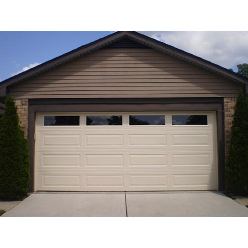 Garage / Overhead Doors  sc 1 st  Front Range Exteriors Inc. & Exterior Services for Colorado Springs | Siding Decks Fencing Attic ...